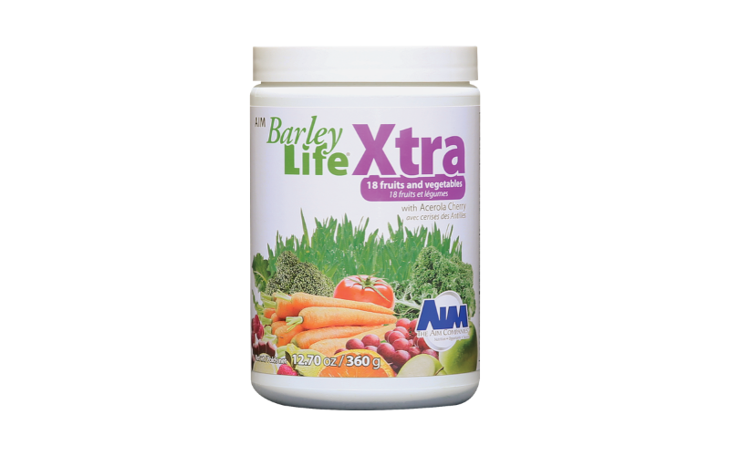 Barley life extra supplement