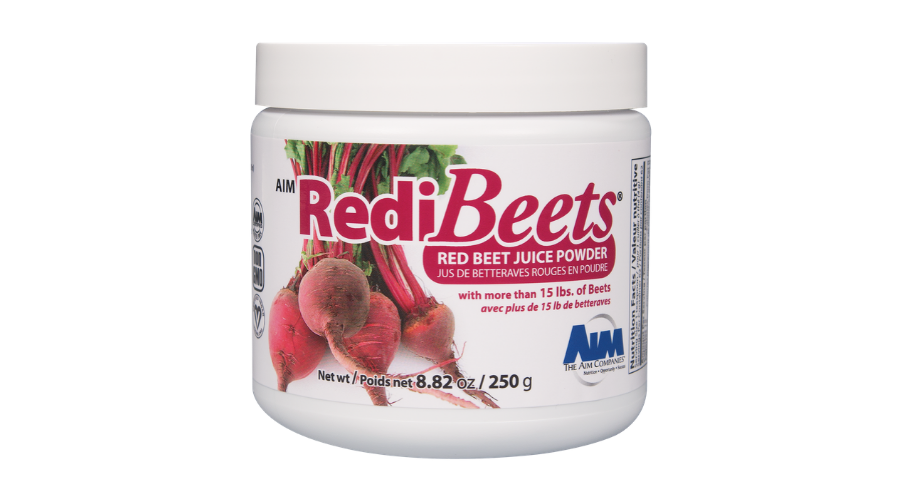 Redi beets. Beet powder