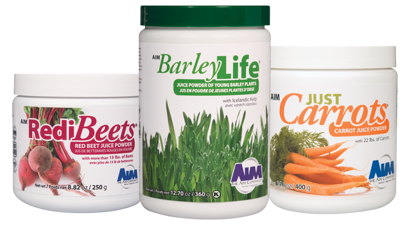 The Garden Trio product with the AIM compaines.
