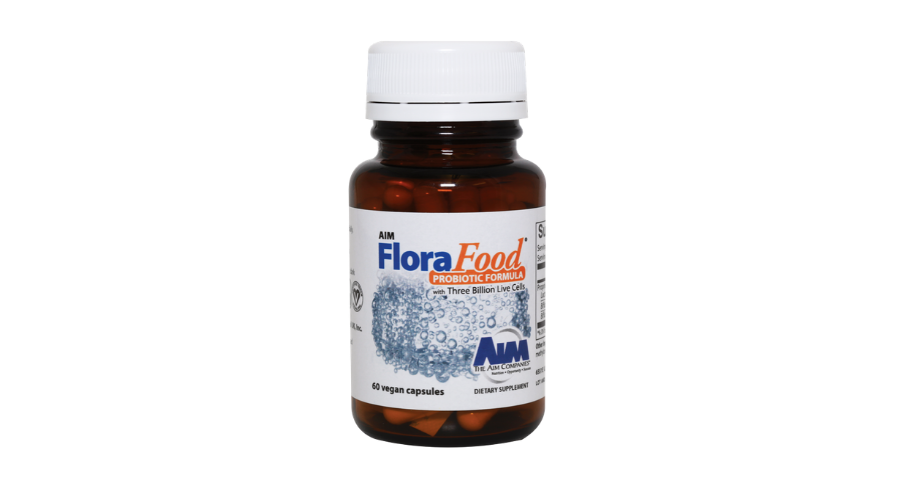 Flora Food supplement