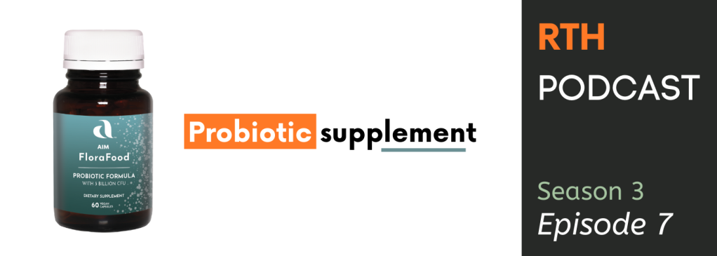 Probiotic supplement review