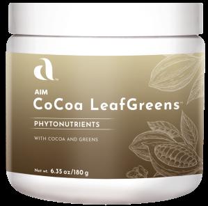 Cocoa leafy greens