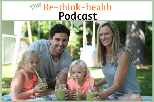 Re-think-health podcast channel